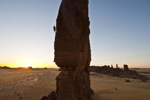 Torres de Ennedi.