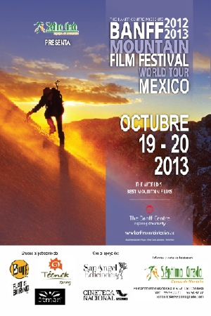 Festival Banff de Cine de Montaña Gira Mundial México 2013