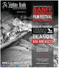 Banff Festival de Cine de Monta�a 2014